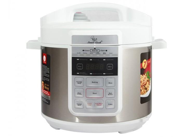 Nồi áp suất điện Smart Cook 6990 (5 lít