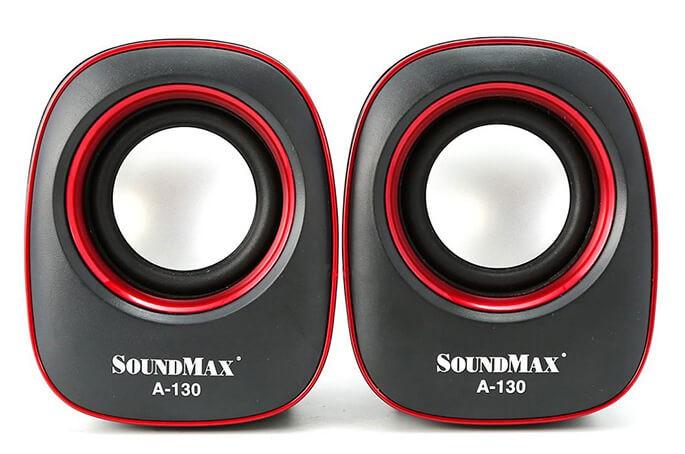 Loa vi tính mini Soundmax A130