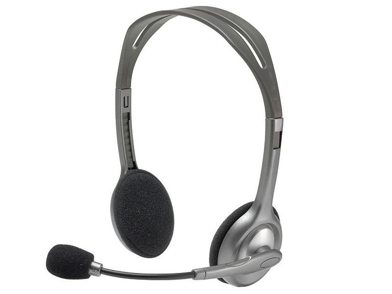 Tai nghe có dây Logitech H110